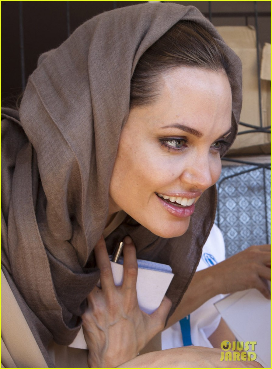 Angelina Jolie to visit Syrian refugee camps in Kurdistan Region