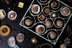 Chocolate-bonbons